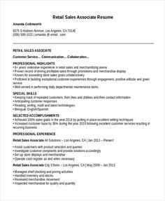 Warehouse Job Resume Warehouse Associate Resume Sample  Creative Resume Design