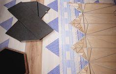 No deja de sorprendernos lo que se puede hacer con madera y buenas ideas. Estos muebles de los diseñadores Ying Zhang y Ida Thonsgaard co...