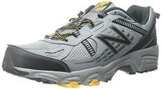 New Balance Mens MT410V4 TrailRunning Shoe >>> Click image for more details. (This is an Amazon affiliate link)
