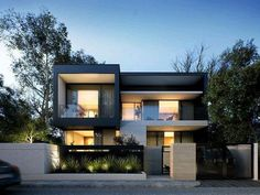 "41 curtidas, 3 comentários - MODERN ARCHITECTURE (@minimalismoarchitecture) no Instagram: ""Amazing house , leave your comment !, I followed @minimalismoarchitecture to see more minimalist…"""