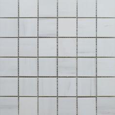 Mosaic Tile Whole Dolomite Marble Polished wall floor tile kitchen backsplash bathroom wall floor luxury stone Mirror Backsplash, Beadboard Backsplash, Herringbone Backsplash, Subway Tile Backsplash, Kitchen Backsplash, Backsplash Ideas, Marble Polishing, Mosaic Tiles, Bathroom Wall
