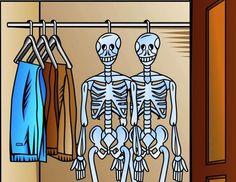 Trup w mojej szafie!