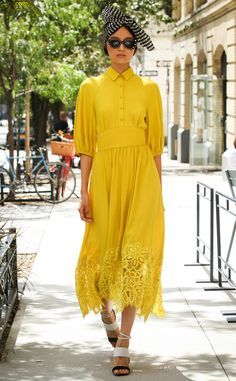 Lela Rose from Best Looks From NYFW Spring 2017