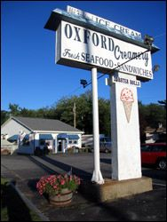 Mattapoisett - OMG...went here all the time! They had the BEST frozen pudding ice cream ever!!!