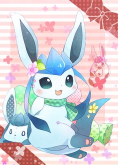 glaceon baby