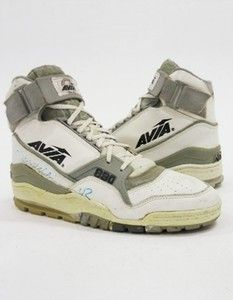 designer fashion 64d10 afe38 Super High Top Avia with the strap for extra circulation cutting. Avia Shoes,  Tenis