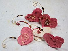 Hearth valentine tags by Boby Dimitrov, via Flickr