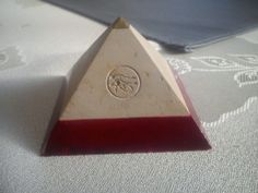 Miniature of The Great Pyramid of Giza. #pyramid #giza #cheops