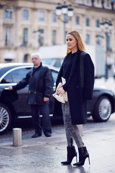 Paris with love gold - Kayture
