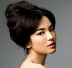 traditional japanese hairstyles - Google Search