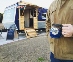 Goooood morning! Our coffee trailer's open! 11601 Hwy 290 West  Come get your…