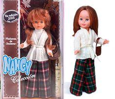 Nancy Doll, Templates, Vestidos, Antigua, Winter, Celebs, Childhood