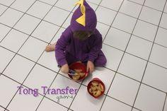Tong Transfer Game - Mama.Papa.Bubba.
