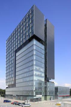 ity Gate / Westfourth Architecture - Romania