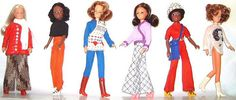 Various Disco Girls 1970s Dolls, 1960s Toys, Disco Girl Outfit, Pamela Love, School Fun, Fashion Dolls, Poppies, I Am Awesome, Barbie