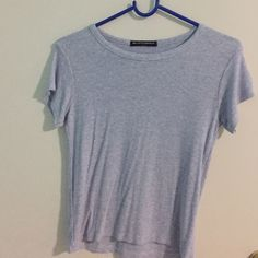 Brandy Melville top New never worn Brandy top. Great condition Brandy Melville Tops Tees - Short Sleeve