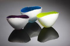 Prickle Bowls by Laura Birdsall.