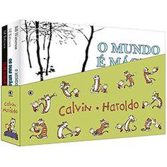 Box Livros - Calvin e Haroldo: 3 Volumes - Vol 2