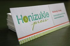Color for Honizukle Press
