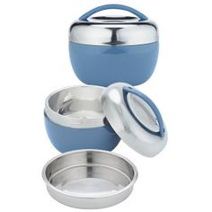 Cute set of Dog Travel bowls. Really cute and cheap too - only $12!