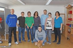 #Rückenschule bei der #memo_AG. Danke an #Frank_Schmitt von lockervomhocker.de! | #back #gymnastics at memo corporation, thanks to Frank Schmitt