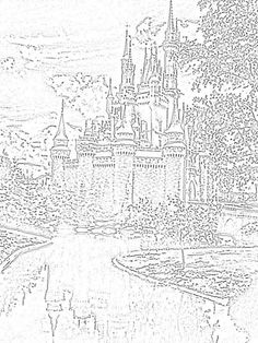 disney wrold coloring pages | Epcot - Spaceship Earth - World ...