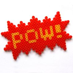 POW Made me think that you could make some wall art with Legos for Ben or Jasper's walls