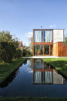 Дом без границ в Бельгии