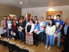 El gobernador Carlos Verna encabezó entrega de créditos en Winifreda