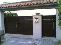 15 puertas de exterior que impresionarán a toda la cuadra (de Everleen Luis Fernando Cabrera Mejía)