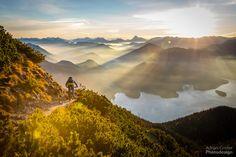 Mountain biking only : Photo