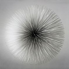 Is it visual art, audio art, a sculpture, a product, a machine? Byoungho Kim's works could be described as all of these. They are visually stunning, make sounds, have a sculptural quality and they are manufactured just like any other highly-engineered industrial products.