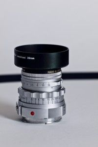 Leica Summicron Dual Range 50mm f/2. © Jim Fisher