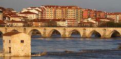 Listo el estudio para la declaración BIC del Puente de Piedra - La Opinión de Zamora