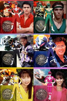 Check this out! I honestly adore this colour for this car Power Rangers Comic, Go Go Power Rangers, Power Rengers, Tommy Oliver, Green Ranger, Cartoon Tv Shows, Mighty Morphin Power Rangers, Cute Anime Pics, Joker And Harley