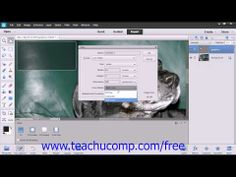 Learn how to create new images in Adobe Photoshop Elements at www.teachUcomp.com. A clip from Mastering Photoshop Elements Made Easy v. 12. http://www.teachucomp.com/free - the most comprehensive Photoshop Elements tutorial available. Visit us today!