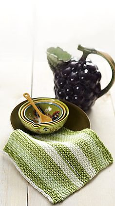 Basic Dishcloth (knit)