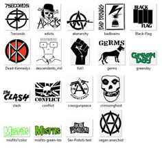 Punk Rock band machine Embroidery patterns by Punk Rock, The Adicts, Patch Pants, Caleb, Crust Punk, 80s Punk, Punk Patches, Embroidery Designs, Riot Grrrl