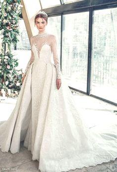 "Tony Ward La Mariée Spring 2019 Wedding Dresses — ""Roman Romance"" Bridal Collection – LadieStyles.com"
