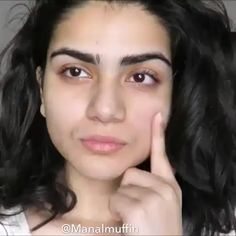 When you don't have time to wax, threading works as well! Threading Facial Hair, Face Threading, Threading Eyebrows, Makeup Videos, Makeup Tips, Honey Face Mask, Body Hacks, Permanent Makeup, Hair
