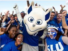What do you know about the Billiken? Take a quiz about SLU's incredible mascot.