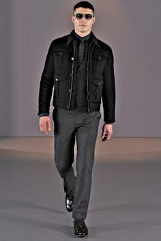 Gieves & Hawkes Fall 2014