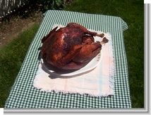 Easy Smoked Turkey Recipe for the Holidays or Anytime!  I use my Weber gas grill ...it's wonderful! Never use the oven again!