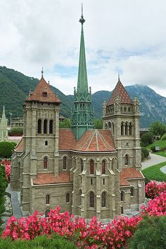 St Peter's Cathedral - Geneva, Switzerland - Been there and it's amazing.