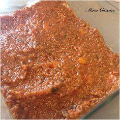 La vrai Sauce Bolognaise italienne Recette Thermomix. Retrouvez mes recettes sucrées salées Companion, Cookeo, Thermomix, MultiDélices avec ou sans Robot