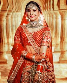Searching for professional wedding service providers. Indian Bride Poses, Indian Bridal Photos, Indian Wedding Bride, Indian Bridal Outfits, Indian Bridal Fashion, Bridal Dresses, Wedding Outfits, Bridal Poses, Bridal Photoshoot