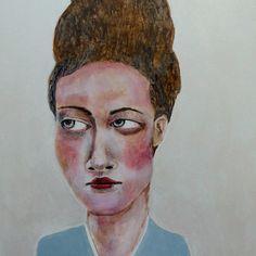 Bubblehead 13 by Isabella Di Sclafani for $325
