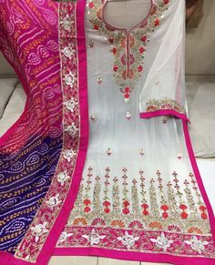 whatsapp All of our pieces can be made to measure and customisation options such as colour, embroidery and fabric changes are also available punjabi salwar suits - suits - patiala salwar suit - partywear salwar suits - punjabi bridal suit - wedding Patiala Salwar Suits, Punjabi Suits, Churidar, Indian Party Wear, Indian Wear, Punjabi Fashion, Indian Fashion, Indian Suits, Indian Dresses