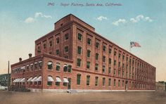 Sugar Factory off the Road, Santa Ana, CA Orange County California, California Living, Southern California, Sugar Factory, Embassy Suites, Golden State, Back In The Day, Fields, Ranch
