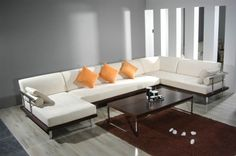 Large U Shaped Sofa from Interiors For Homes Ltd